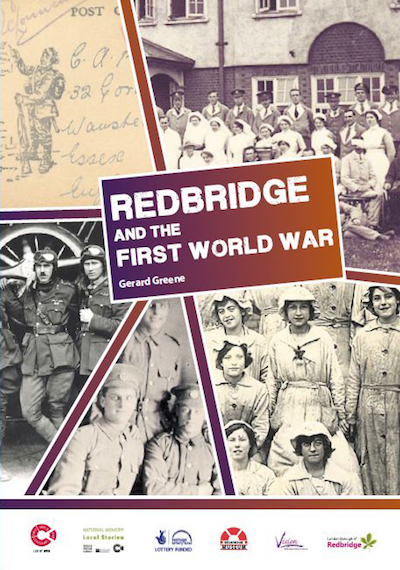 Redbridge and the First World War book
