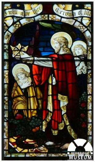 Ilford Lane Methodist Church Memorial Plaque. Photo by Martin Fairhurst.