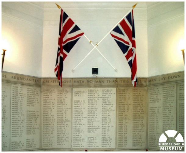 Ilford War Memorial Hall. Photo by Pat O'Mara.