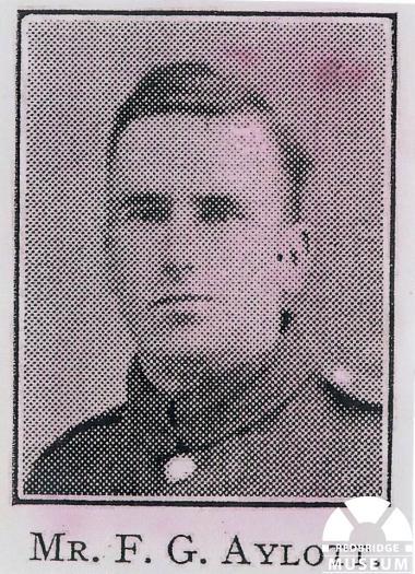 Frederick George Aylott