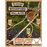 Advertisement for Laing's Woodford private housing estate, about 1932. © Redbridge Museum. The most pressing problem in the country immediately after the war was the housing shortage. Some Council housing was built in Gants Hill and Woodford in the 1920s but by and large the major developments in the local area were private estates, often with semi-detached houses and all modern conveniences.