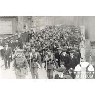 4th Battalion, the Essex Regiment, Summer Camp in Norfolk, 1914 ©  Redbridge Information & Heritage